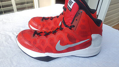 58da0285749 Nike Zoom Without Doubt 749432-601 Men s Basketball Shoes Sneakers US Size  11.5