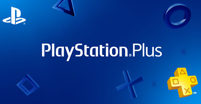2 Month PS  Plus PlayStation PS4-PS3 -  Vita ( NO CODE )