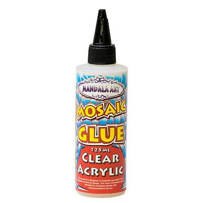 CLEAR ACRYLIC GLUE 125ml