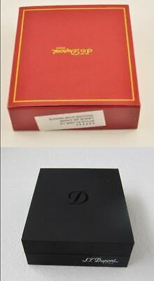 S.T Dupont Memorial lighter New  Red Black Gift box
