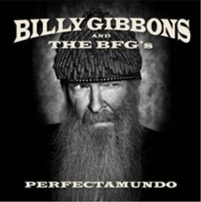 Billy Gibbons and the BFG's Perfectamundo CD