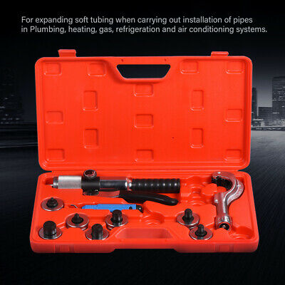 CT-300A Hydraulic Tube Expander Kit With 7 Expander Heads Set MB
