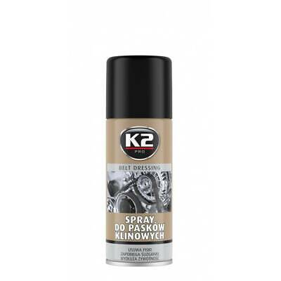 K2 Belt Dressing 400 Ml - Keilriemen Spray   (12,48 €/1L)