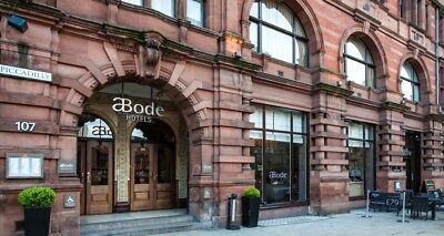 £50 meal at BRASSERIE ABODE PICCADILLY MANCHESTER