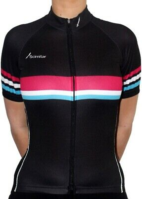 fd8d39b25 Scimitar Newland Women s Cycle Jersey Full Zip Size Small Best Price Free  P P UK