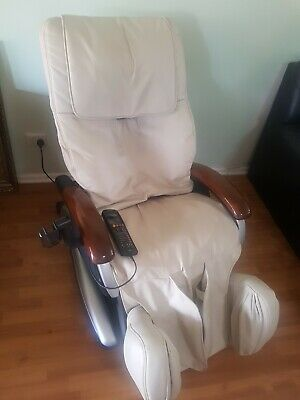 Massage Chair Japanese OSIM Full Body iSymphonic Leather Recliner