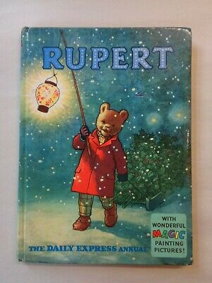 Rupert Annual 1960 - Unclipped
