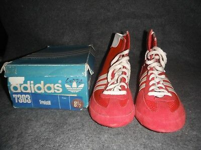 new arrival 97a9a 376f0 Adidas Freistil Wrestling Shoes - RARE