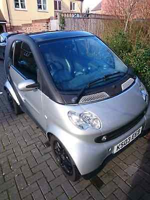2003 Smart ForTwo Passion Coupe