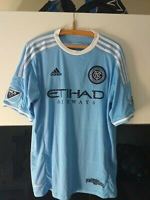 New York City FC Jersey XL