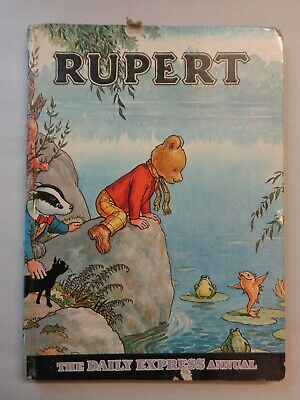 Rupert Annual 1969 - Unclipped