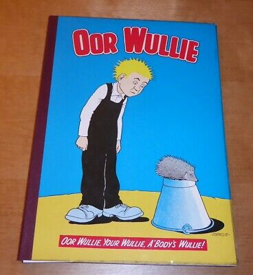 Oor Wullie annual 1971. Good condition.