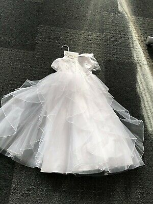 Sarah Louise Christening Gown 001086
