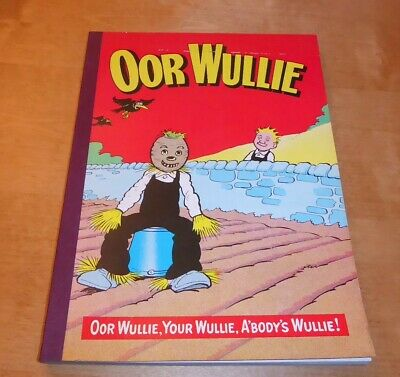 Oor Wullie annual 1975. Good condition.