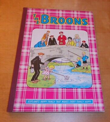 The Broons annual 1970 D C Thomson book (published 1969)