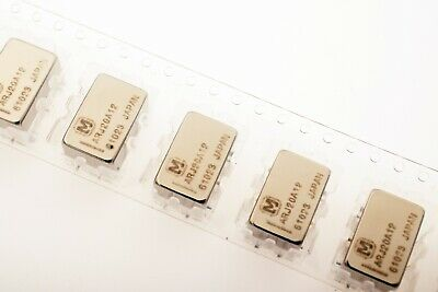 PANASONIC ARJ20A12 High Frequency RF Relays 5GHZ DPDT 12VDC 300MA SMD #712523
