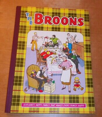 The Broons Annual 1972. Good Condition.