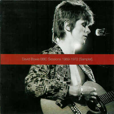 David Bowie ‎– BBC Sessions 1969-1972 (Sampler) - CD  ULTRARARE