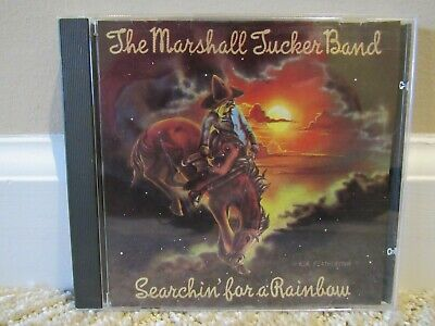 The Marshall Tucker Band Searchin' For A Rainbow CD - AJK Music