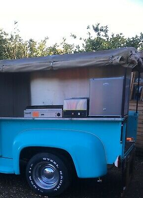 catering  van equipment hardly used
