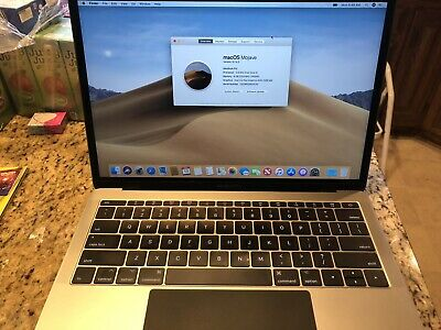 "Apple MacBook Pro 13"" 8G/256GB - MPXT2LL/A - Mid-2017 - AppleCare Through 03/21"
