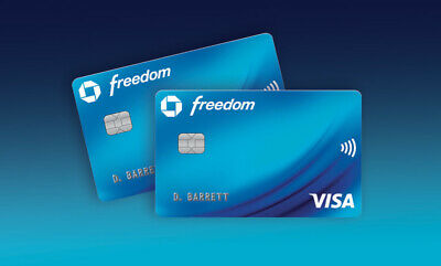 $40 + $150 Sign Up Bonus for Chase Freedom Credit Card Referral