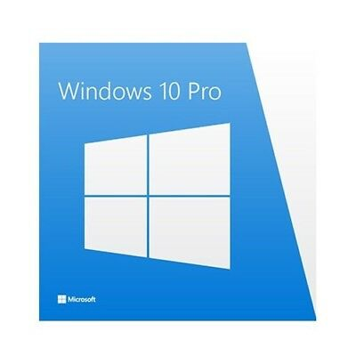 Windows 10 Pro Professional, win 10 pro - 32/64bit - key code