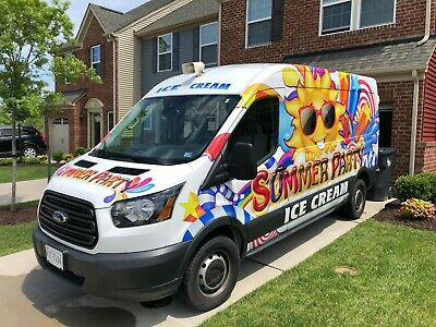 Ice Cream Trucks For Sale >> Ice Cream Truck For Sale 2017 In Northern Virginia