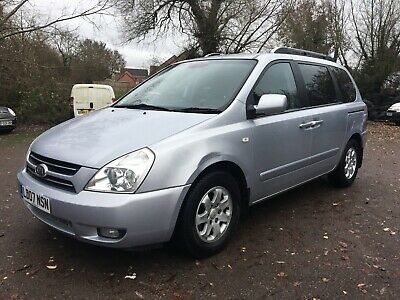 2007 Kia Sedona Automatic ***BUY IT NOW £695***