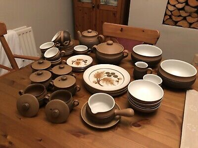 Denby Cotswold dinner service.. Please see Pictures.. Platter Now Added