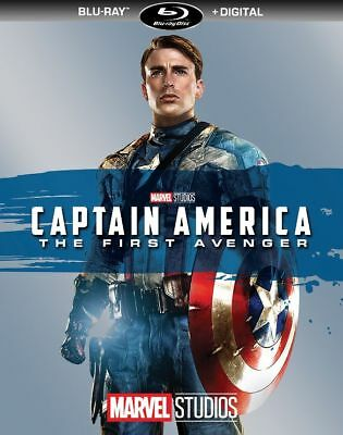 Captain America The First Avenger (Blu-ray) Disc Only