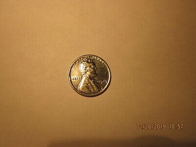1943 Lincoln Wheat Cent Unc MS+++++