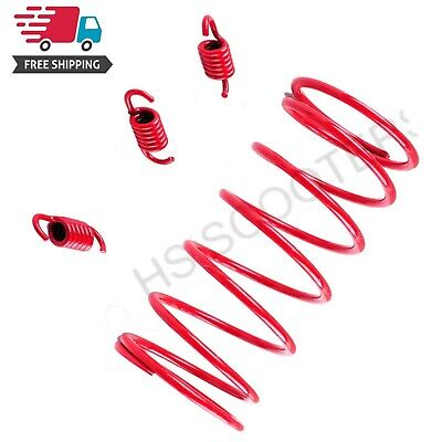 2K Performance Torque Spring GY6 157QMJ 150CC Scooter Moped ATV RED 9 CS06