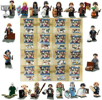 LEGO MINIFIGURES: Collectible Minifigs 71022-1 Harry Potter & Fantastic Beasts