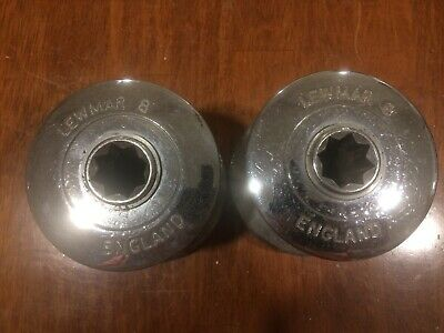 pair of Lewmar #8 1 Speed  Non-Self-Tailing Winch