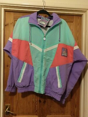 Vintage Robey Shell Jacket Approx 24 ins pit to pit