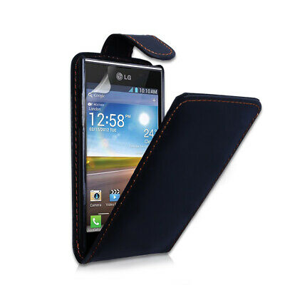 For Samsung Galaxy Alpha / SM-850 -  Leather Effect Top Flip Case