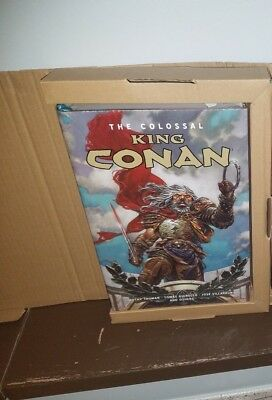 COLOSSAL KING CONAN Omnibus HC NEW Out Of Print, Sealed, Dark Horse