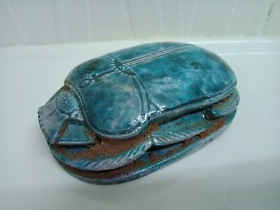 Royal Scarab is very rare ancient Egyptian civilization 11