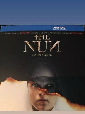The Nun Canadian HD Digital Code Only