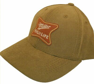 5f2bfdd23 MILLER HIGH LIFE Hat Official Licensed Adjustable Cap New With Tags