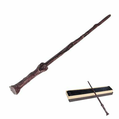 Collectable Wizard Harry Potter Magic Wand Deathly Hallows Hogwarts Gift W/Box