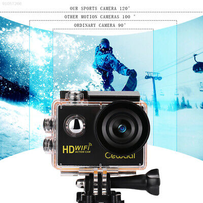 1CC9 Video Recorder Waterproof Camera 1080P Waterproof Sports Camera for Cewaal