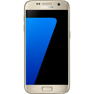 Samsung Galaxy S7 SM-G930A 32GB Unlocked AT&T Black/White/Gold/Silver 5.1in