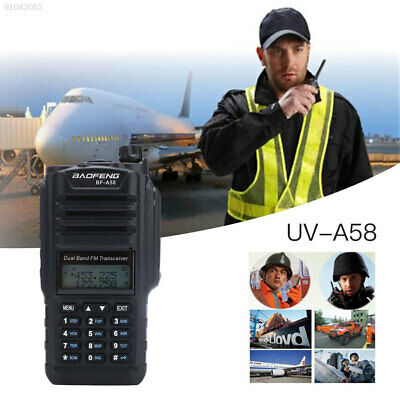 59E9 High Power Interphone Walkie Talkie Travel Plastic UHF400-470MHz