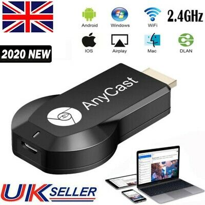 2018 AnyCast 1080P HDMI Anycast EZ Cast WIFI Dongle For Android Smart Devices M4