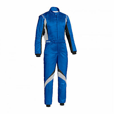 Neu Sparco Rennoverall SUPERSPEED RS-9 Blau (Homologation FIA) (52)