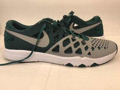 separation shoes 1da3b a0d53 EUC MENS NIKE TRAIN SPEED NFL SNEAKERS PHILADELPHIA EAGLES 848587-001 Size  14