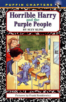 Horrible Harry and the Purple People.