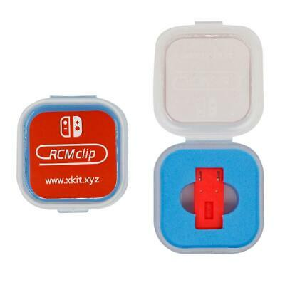 RCM Jig For Nintendo Switch Recovery Mode Homebrew Jailbreak Short Circuit Tools